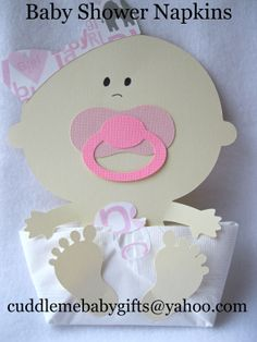 Baby Shower Napkins! Order Yours Today! Https