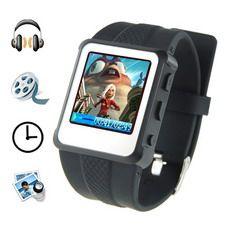 Reloj mp4 8gb   Gadget Original !!