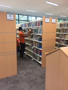 Business Relocation Services has developed specialist equipment designed specifically to reduce the time required to re-carpet or CHURN a library collection.