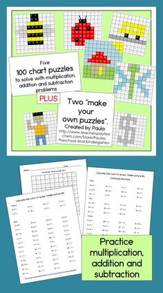 Number Names Worksheets addition math facts chart : Popular, Activities and The o'jays on Pinterest