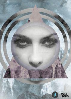 Eyes on eyes - Artwork / Photomanipulation - Massimo La Sorsa