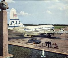 Pan Am #aircraft #airline