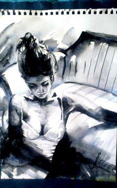 Psychotic art Anna Dart