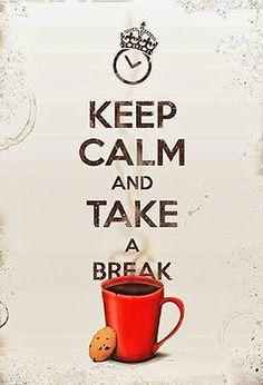 Coffee break....L.Loe