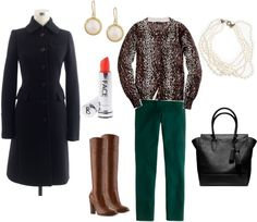 """""""OOTD: March 8, 2013"""" by miigwan ❤ liked on Polyvore"""
