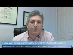 How Will Filing Bankruptcy Affect My Small Business