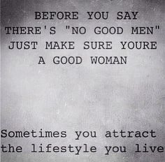 There are still a few good men!