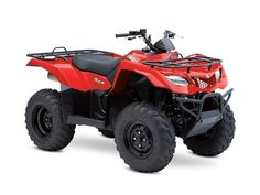 New 2015 Suzuki KINGQUAD 500AXI POWER STEERING ATVs For Sale in Oklahoma. 2015 Suzuki KINGQUAD 500AXI POWER STEERING, 2015 SUZUKI KINGQUAD 500AXI POWER STEERINGThe rugged and reliable KingQuad 500AXi Power Steering receives a few new changes that provides smoother acceleration, quicker throttle response, and a stronger feel in the mid-high RPM range. The front end of the quad gets a newer aggressive stance while side panel change allows you to easily check your oil level without removing any…