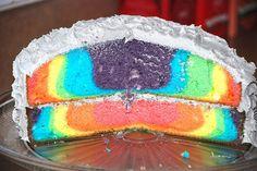 Rainbow Inside!