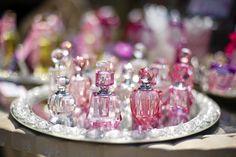 Carol's Bridal shower DIY Perfume Bar Created by Juju Creative Design Photo by Jojo Luk