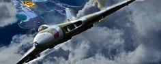 Avro Vulcan B.2 XM607 Operation Black Buck, Falklands War