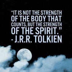 Strength of spirit