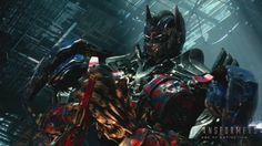 Optimus Prime in Transformers: Age of Extinction