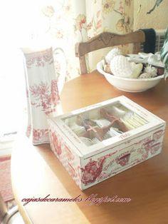 Caja de Té : Cajas de Caramelos