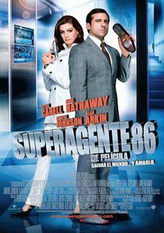 Súper agente 86 (Audio Latino) 2008 online