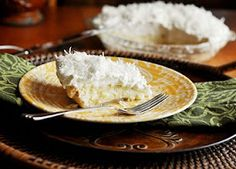 Mommy's Favorite Things: National Coconut Cream Pie Day - Easy Recipe