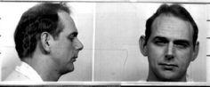 Mug shots and last words before execution
