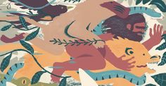 Chris Silas Neal: animal kingdom on Behance American Illustration, Illustration Art, Art Web, Behance, All Things Cute, Science And Nature, Animal Kingdom, Illustrators, Art For Kids