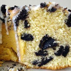 Oreo Cookie Bread (BREAD MACHINE) Recipe