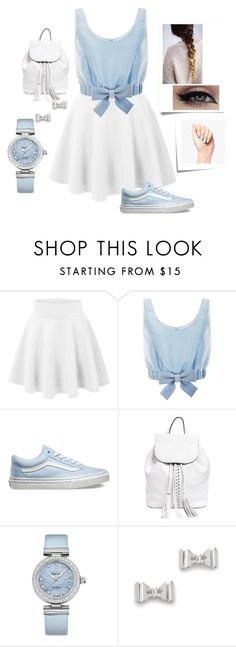 """636"" by rita11541 ❤ liked on Polyvore featuring Honor, Vans, Rebecca Minkoff, OMEGA, Marc by Marc Jacobs and Post-It"