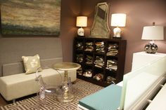 Ready to create your beautiful new workspace (home or office)? Come by today and check out our new Design Library. We have tons of fabrics and finishes for you to create your ideal office! http://mcaleers.com/we-do/design-services/