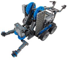 Vex IQ Crossover 6210 Robot Skills with a Modified Clawbot | VEX ...