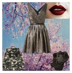 """Be Mine Tonight..."" by black-wings ❤ liked on Polyvore featuring Wet Seal, Carvela and Yves Saint Laurent"