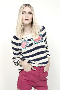 Look by Kosiuko Mirá más >>> http://fashion-diaries.com/rosa-rosa/