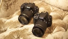 Canon EOS 100D Hands-on video preview