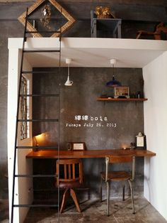 【カフェ】縷縷bois(ルルボワ)@深谷 in 2020 Cafe Interior, Interior And Exterior, Cafe Design, House Design, Rustic Home Offices, Cafe Style, Japanese Interior, Interior Decorating, Interior Design
