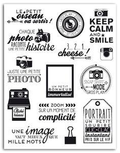Clear-transparent - La Fabrik à Scrap - Lorient Album Photo Scrapbooking, Diy Scrapbook, Scrapbook Albums, Tampons Transparents, Mini Albums Scrap, Doodle Designs, Bullet Journal Inspiration, Logo Nasa, Stickers
