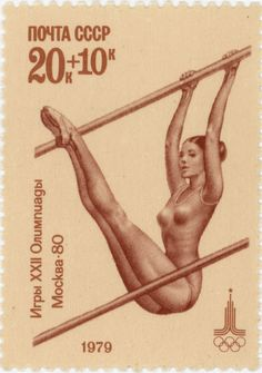 USSR: Moscow Olympic Games