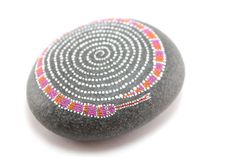 Snake No 1 / Alaska Series / Painted Stones by artistinthearctic, $55.00