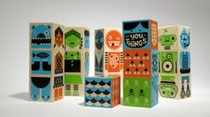 Wee You-Things Blocks, from Wee Society