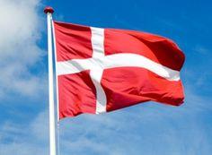 "Danish flag: ""Dannebrog"""