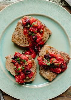 Recipe: Tuna Puttanesca