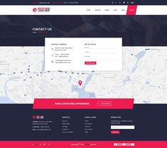 Buy Tinker - Car Repair and eCommerce PSD by DevItems on ThemeForest. Tinker – Car Repair and eCommerce PSD Template is an awesome design idea for your online website. Contact Us Page Design, Contact Page, Contact Form, App Design, Layout Design, Form Design, Hotel Website, Ui Website, Website Ideas