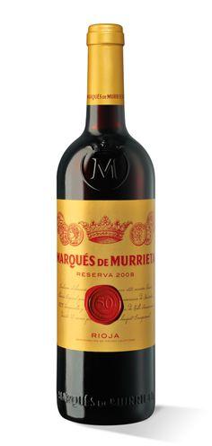 Marqués de Murrieta Reserva 2008: Prämierter Rioja-Rotwein mit 34% Rabatt:   http://weinebilliger.de/marques-de-murrieta-reserva-2008