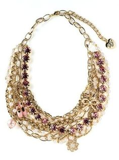 betsey johnson jewelry -love