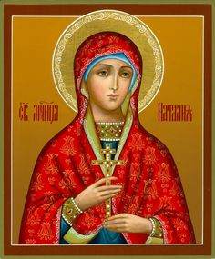 St. Natalia the martyr - August 26