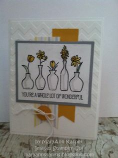 Sneak Peek New Occasions Catalog Products www.maryannstamps.blogspot.com