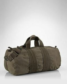 d40240af1ae Polo Ralph Lauren Mountain Expedition Canvas Barrel Duffle Bag  SOLD OUT   NWT Everest Vbs