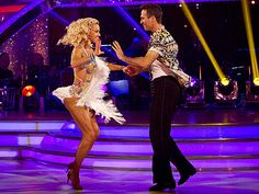 Strictly Exclusive - can you guess the clear winner? Karen Hardy's BT Life blog.