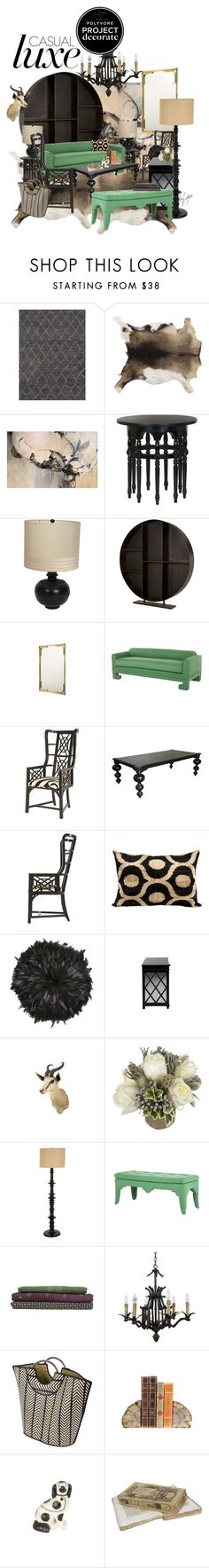 grantham... by ian-giw on Polyvore featuring interior, interiors, interior design, home, home decor, interior decorating, Jayson Home, ProjectDecorate and casualluxe