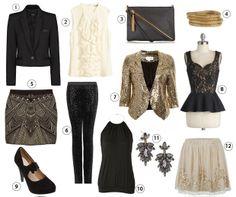 Get The Look : la tenue de soirée de Serena Van Der Woodsen (Gossip Girl) golden girl