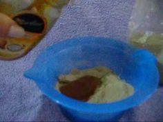 GHASSOUL Rhassoul per lavare i CAPELLI e contro i PUNTI NERI sul viso