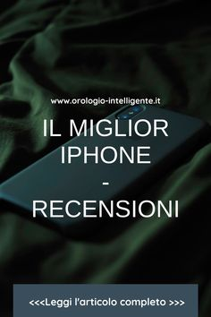 #iphone #recensioni #telefono #iphoneitaly #smartphone Iphone, Smartphone, Blog, Blogging