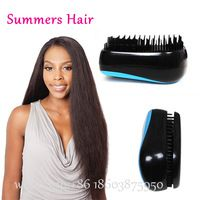 New Arrival New Colors Detangling Hair Brush Different Colors Options Smooth Hair Brush Free Shipping
