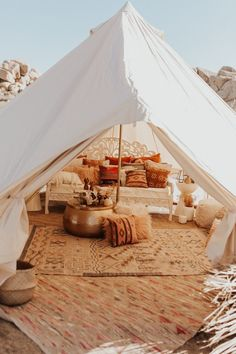 Last week we had the opportunity to work with so many talented creatives in the middle of the desert for a x photography workshop and it was pure MAGIC! Bell Tent Camping, Backyard Camping, Kayak Camping, Camping Hammock, Camping Tips, Campsite, Indoor Garden, Indoor Outdoor, Outdoor Living