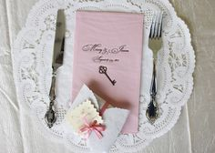 como usar papel rendado em casamento